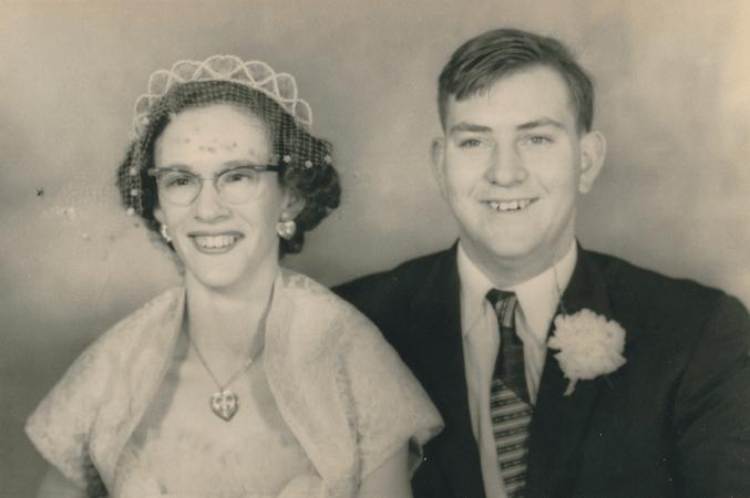 Erwin and Edith Carleton