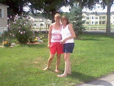 My Sister, Liz and Me, Linda