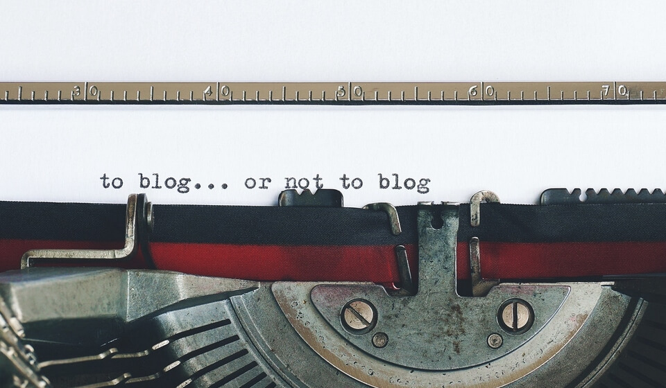 Why Did You Start Writing a Blog